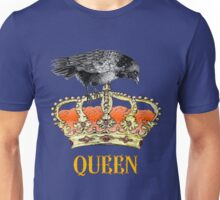 The Queen crown  Unisex T-Shirt