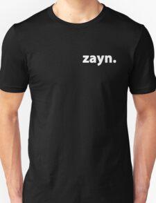 zayn. Unisex T-Shirt