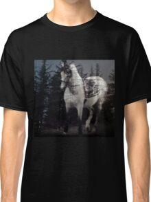 Spiritual Horse Totem Classic T-Shirt