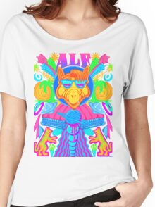 Psychedelic ALF Women's Relaxed Fit T-Shirt