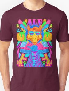 Psychedelic ALF Unisex T-Shirt