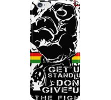 keep the fight iPhone Case/Skin