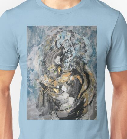 Stairway to Heaven Demolition, not by Led Zeppelin - Original Wall Modern Abstract Art Painting Unisex T-Shirt