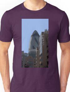 The Gherkin aka 30 St Mary Axe Unisex T-Shirt