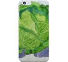 Cabbage 2 iPhone Case/Skin