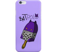 Batpolo iPhone Case/Skin
