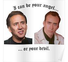 Angel or Devil Poster
