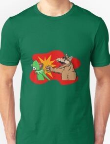 War of the puppets  T-Shirt