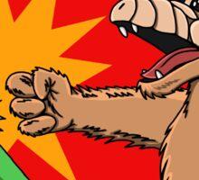 War of the puppets  Sticker