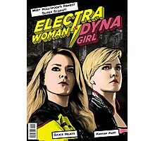 EWDG Comic Photographic Print