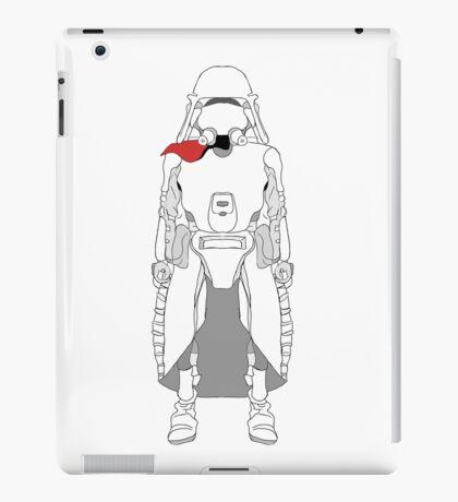 Snowtrooper Inspired shirts iPad Case/Skin