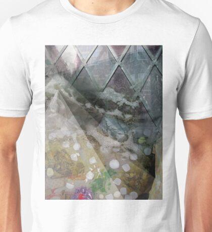 Folding Fire Unisex T-Shirt
