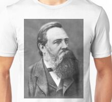 Friedrich Engels in 1877 Unisex T-Shirt