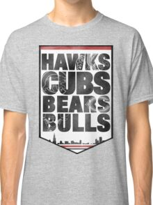 Chicago 4 Sport Classic T-Shirt