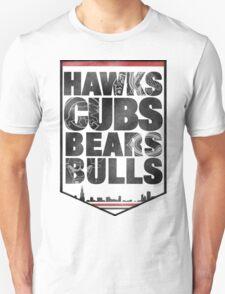 Chicago 4 Sport T-Shirt