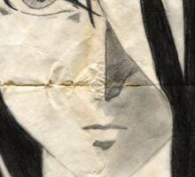 Kenshin Parchment Sticker