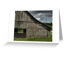 """""""FARMER'S HANGOUT""""... prints and products Greeting Card"""