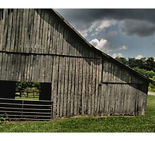 """FARMER'S HANGOUT""... prints and products Photographic Print"