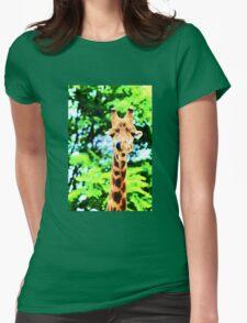 Yum Sllllllurp Womens Fitted T-Shirt