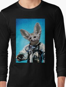 Captain Fennec Long Sleeve T-Shirt