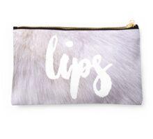 Lips Makeup Bag Studio Pouch