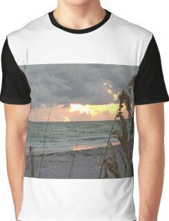 Florida Beach  Graphic T-Shirt