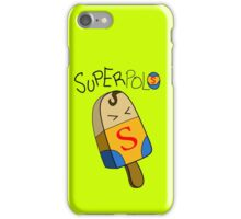 Superpolo iPhone Case/Skin