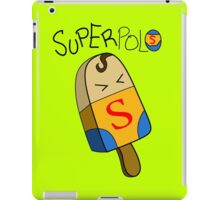 Superpolo iPad Case/Skin