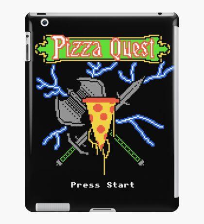 Pizza Quest iPad Case/Skin