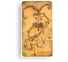 The Magician - Major Arcana Canvas Print