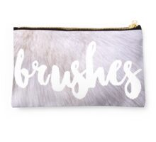 Brushes Makeup Bag Studio Pouch