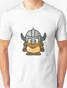 Cartoon Gnu Knight T-Shirt
