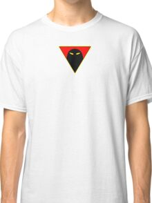 Space Ghost - Chest Symbol - White Clean Classic T-Shirt