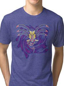 The Distortion World's Giratina Tri-blend T-Shirt