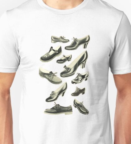 Shoe Fetish Unisex T-Shirt