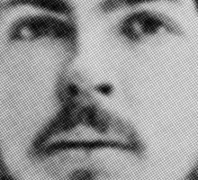 Friedrich Engels Young Sticker