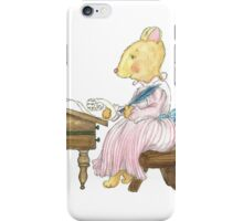 LETTER MOUSE iPhone Case/Skin
