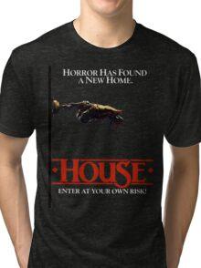 HOUSE (1986) Tri-blend T-Shirt