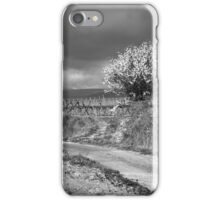 Vineyard Track iPhone Case/Skin