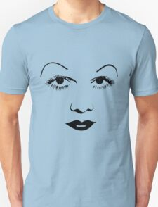 Old Hollywood - Jean Harlow Unisex T-Shirt