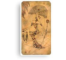 The Empress - Major Arcana Canvas Print