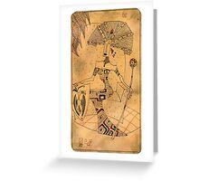 The Empress - Major Arcana Greeting Card