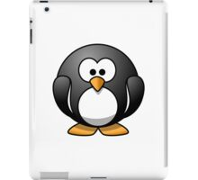 Cartoon Penguin iPad Case/Skin