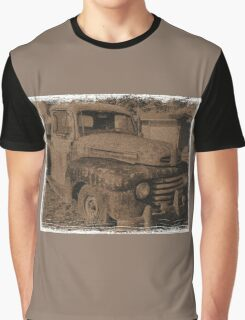 """""""Old Photographs and Memories""""... prints and products Graphic T-Shirt"""
