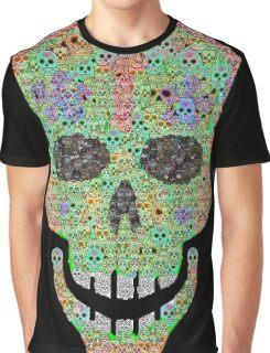 Crâne 2 Graphic T-Shirt