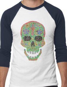 Crâne 2 Men's Baseball ¾ T-Shirt