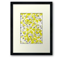 Spring Floral Framed Print