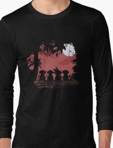 Dragon Ball - Gokū & Monkeys Long Sleeve T-Shirt