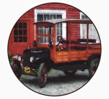 Model T Station Wagon One Piece - Short Sleeve