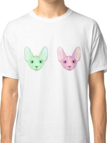Colorful Sphinx Classic T-Shirt